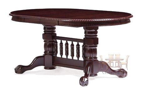 Стол раздвижной 1600(2000/2400)*1050 две вставки
