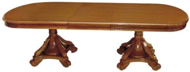 Стол раздвижной КАРДИНАЛ 2000 (2500)*1100