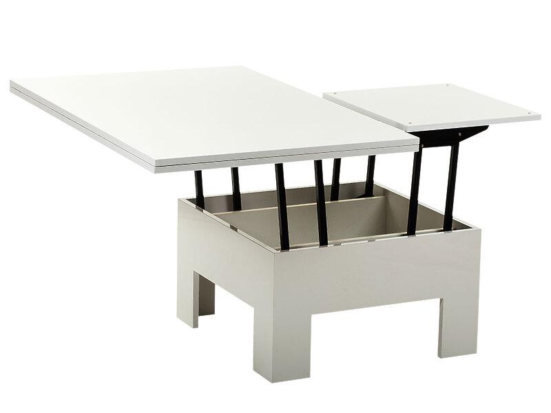 Стол-трансформер Basic Quattro (глянец)